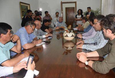 Conflicto en DAGSA: dictaron la conciliación obligatoria y se levanta el paro municipal