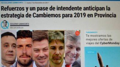 """""""No hablé con nadie de Cambiemos y no es el momento para hacerlo"""""""