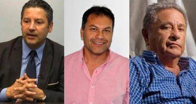 Batalla por el PJ: Menéndez y Festa oficializaron su candidatura y Duhalde dijo que no hay