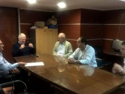 Abrieron ofertas por la obra de desagües en Orense