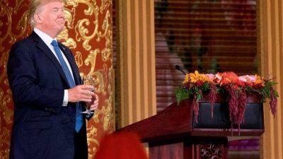 Donald Trump sucumbe ante el poder de China y rebaja el tono hasta en los temas más ásperos