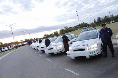 Diputados aprobó la reforma a la estructura de la Policía provincial