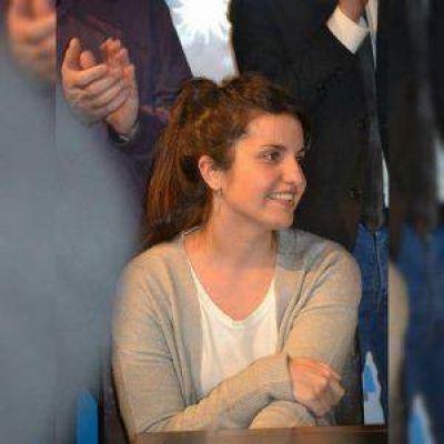 Colón: Fernanda Díaz diputada provincial jura el 5 de diciembre