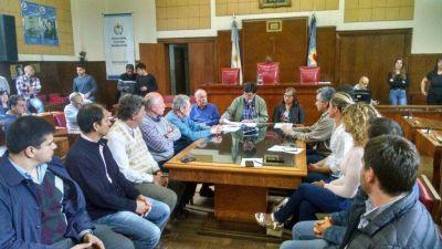 Tarifas: pedirán a legisladores que apuren una ley provincial para beneficiar a clubes