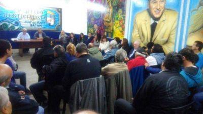 En el PJ Marplatense se reunieron para delinear la unidad
