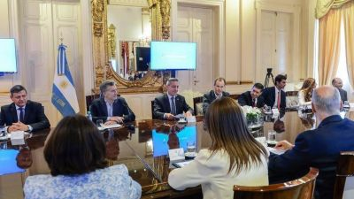 Vidal recibirá $20.000 millones más para hacer obras en la Provincia