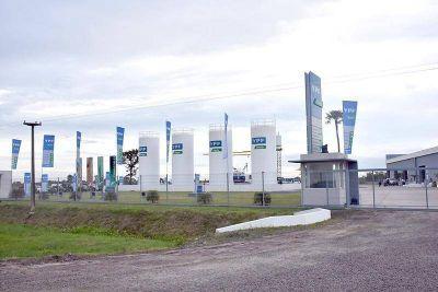 Importante inversión de empresa formoseña para habilitar una imponente planta en el acceso norte