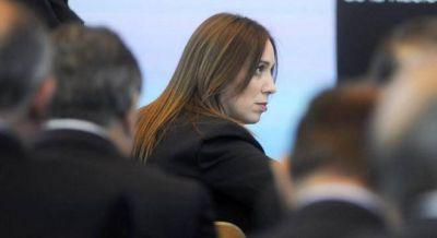 Vidal no quiere retirar la demanda por el Fondo del Conurbano hasta cubrirse de los riesgos jurídicos