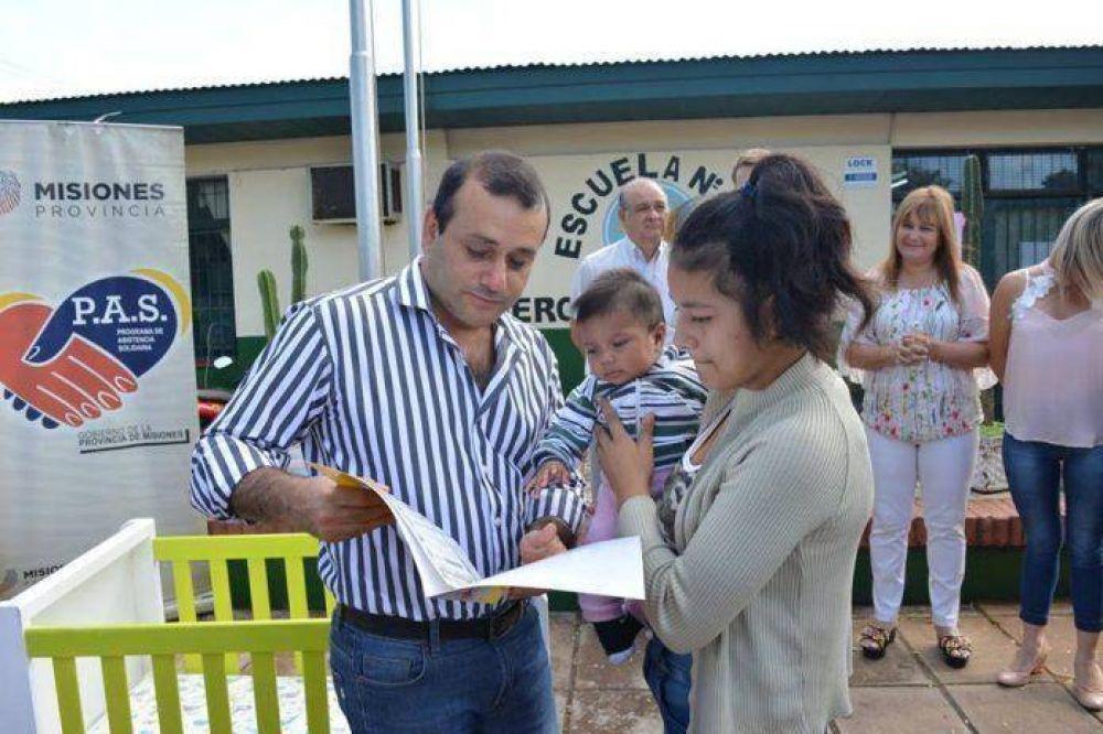 """Herrera Ahuad: """"Es muy importante el fortalecimiento de la cercanía con la gente"""""""