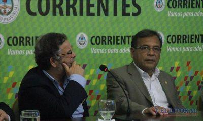 """Cardozo: """"La relación con el nuevo ministro de Salud de la Nación se fortalecerá aún más"""""""