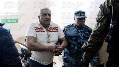 """El """"Pata"""" Medina declaró ante los jueces que definirán su prisión preventiva"""
