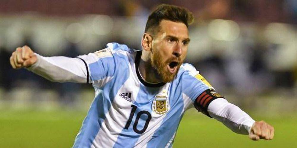 Messi, la Virgen y una promesa… si Argentina gana el mundial