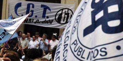 La CGT Regional se planta fuerte frente a la reforma laboral
