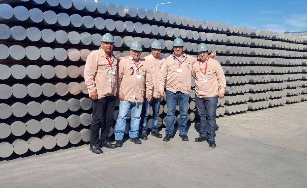 ASIMRA restablece la presencia sindical en la ciudad de Puerto Madryn