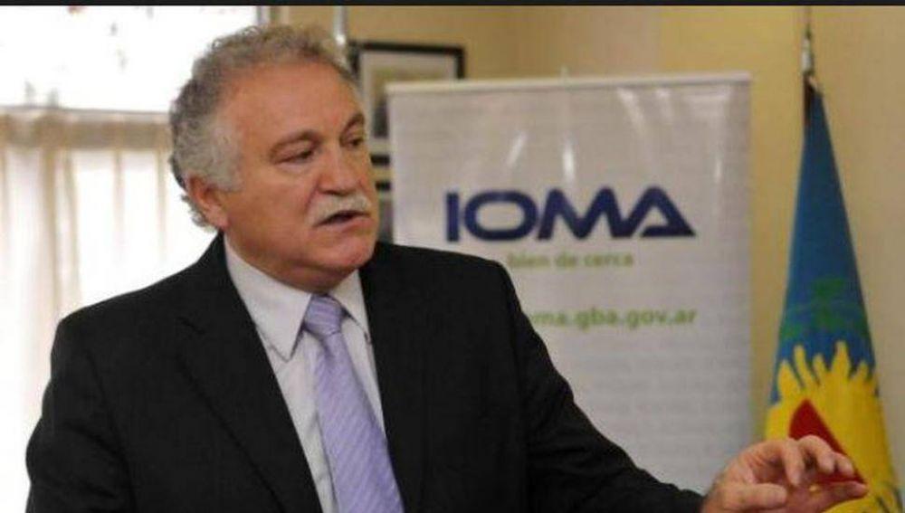 El ex presidente del IOMA será indagado por fraude y asociación ilícita