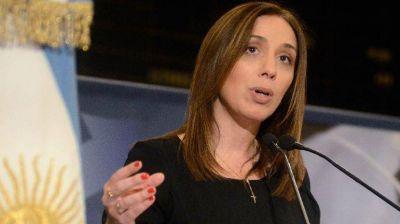 El Gobierno nacional avanza en acuerdo con Vidal por Fondo del Conurbano
