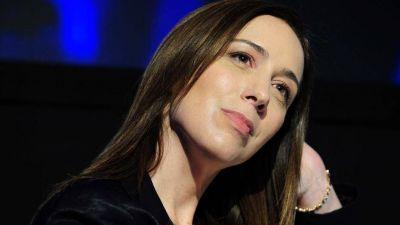 María Eugenia Vidal promocionará el