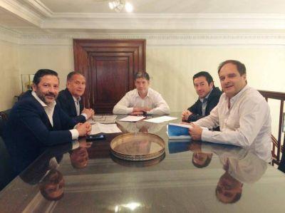 Intendentes peronistas le piden a Nación lo que la Provincia no les garantiza