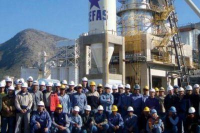Los trabajadores despedidos de Cefas cerraron acuerdo por indemnizaciones y bono de fin de año