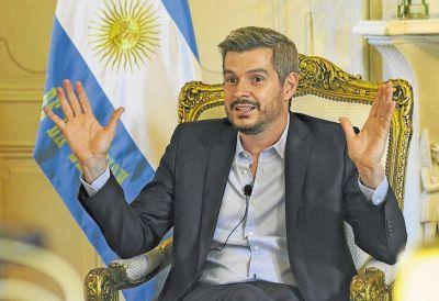 """Marcos Peña: """"Murió el mito, se puede gobernar sin peronismo"""""""