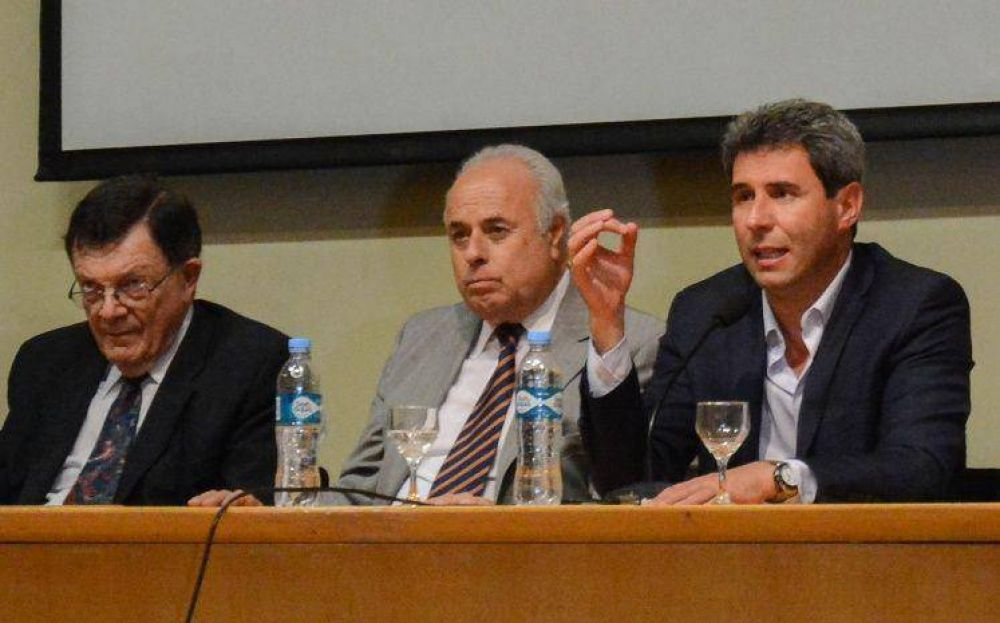 Uñac dijo que aprobarán el proyecto para auditar la obra pública giojista