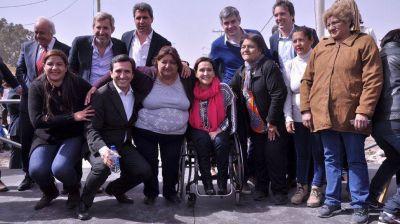 El polideportivo de San Martín, espera por empresas interesadas en construirlo