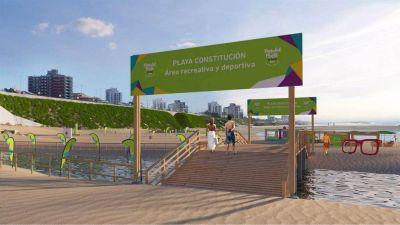 Todo listo para el gran anuncio de Vidal que promocionará Mar del Plata