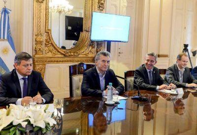 """Mauricio Macri: """"Ordenar las cuentas públicas es fundamental"""""""