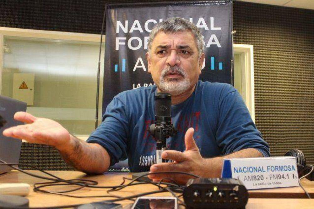 Hoyos respondió criticas del diputado Vera sobre el Plan Belgrano
