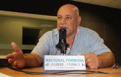 """Para Carbajal, el presupuesto se armó """"para favorecer a oscuros negociados"""""""