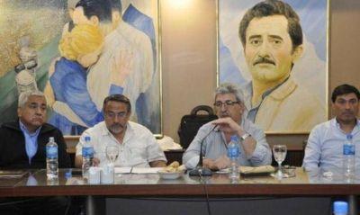 Con un importante acompañamiento a Vidal, comenzó la era post Momo en el Partido Fe