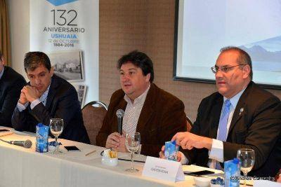 Closs se despidió de la presidencia de la Comisión de Turismo de la Cámara de Diputados de la Nación