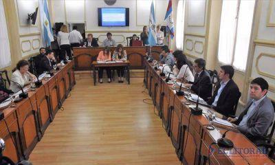 Concejales se reúnen para acercar posiciones sobre Presupuesto y deudas