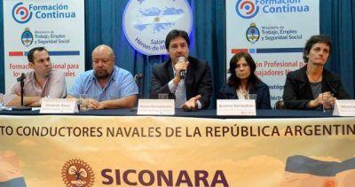 Conductores navales negaron ir hacia una reducción de salarios en el sector