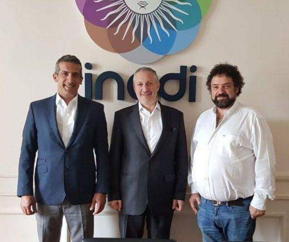 Judíos y musulmanes delinean con el INADI estrategia conjunta para combatir la discriminación