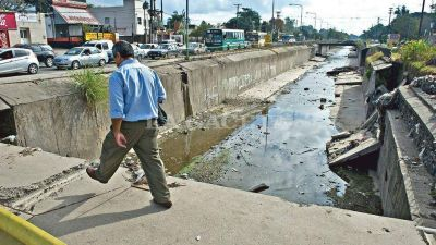 Sin asistencia de la Nación no se harán obras en el Canal Sur