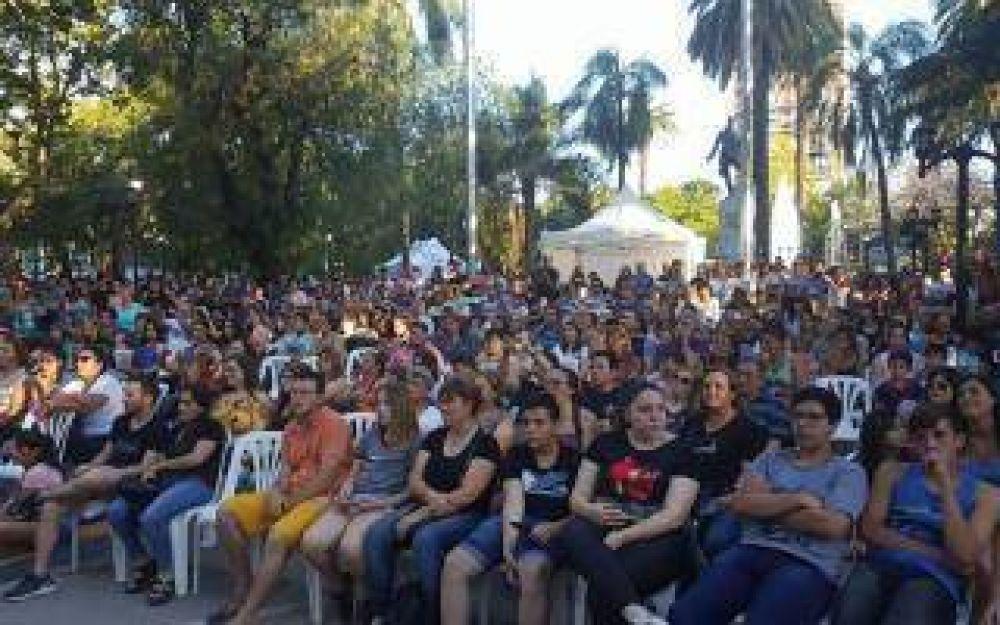 La Expo Zárate 2017 fue un éxito en el centro de la ciudad