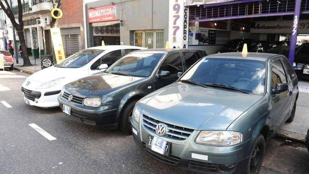 En San Luis, la venta de autos usados creció un 19,74% en lo que va del año