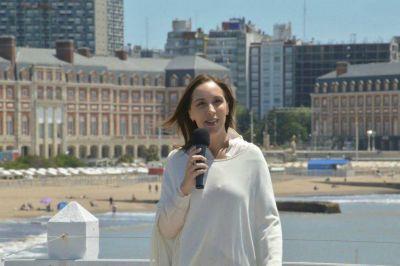 Vidal anunció beneficios para los turistas, shows gratuitos y playas públicas equipadas