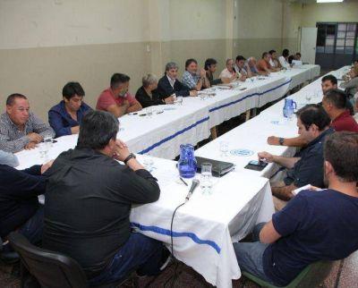 Hay oposición de 4 gremios nacionales en San Juan al plan de reforma laboral