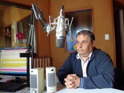 Mario García confirmó por LA DORREGO que empezó la obra de semipeatonal en calle San Martín