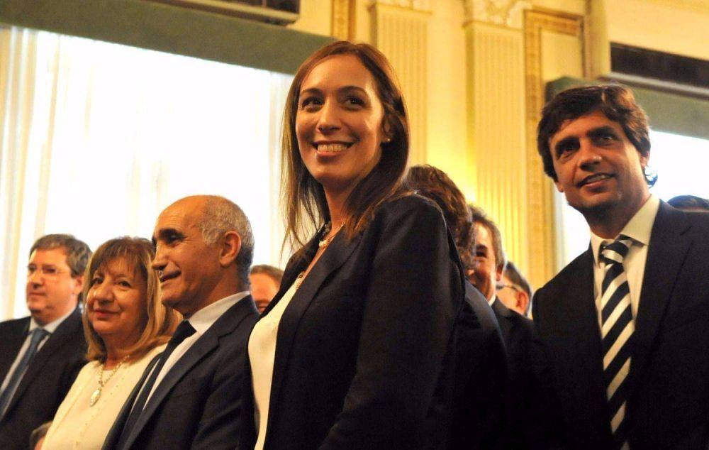 Presupuesto: con fondos de Macri, Vidal va por un súper martes en la Legislatura