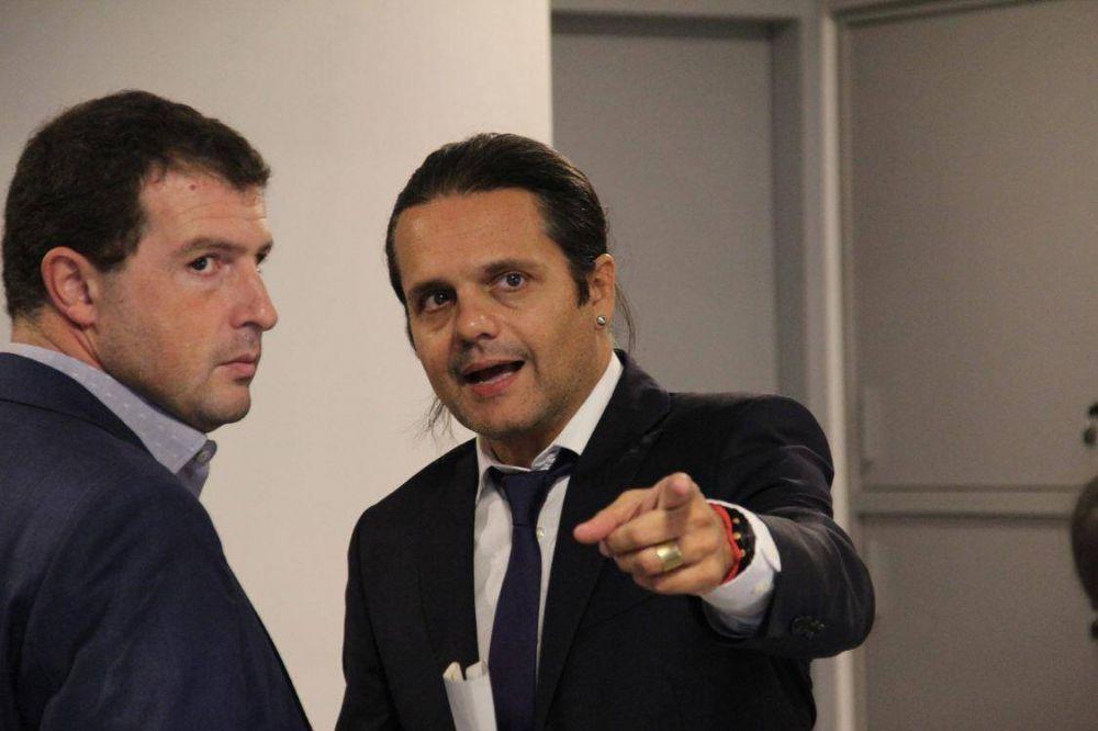 """Peretta: """"Para blanquear no hace falta quitar derechos ni cerrar sindicatos"""""""