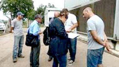 Operativos de fiscalización laboral para más de 2900 trabajadores rurales
