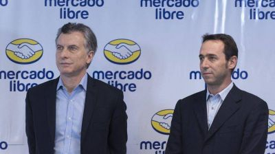 Guiño de Macri a Mercado Libre, el unicornio argentino que navega entre el reclamo de AFIP y las estructuras del pasado