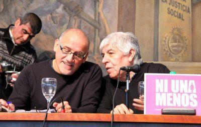 """Reforma: """"Para que salga deberá contar con la participación de los laburantes"""""""