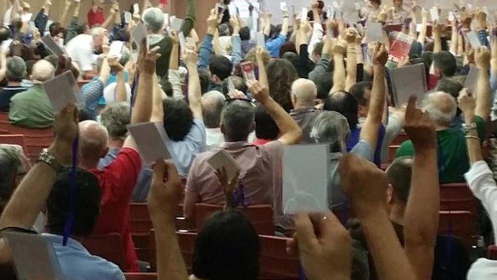 Sindicalistas del mundo al Vaticano, con un guiño a Argentina