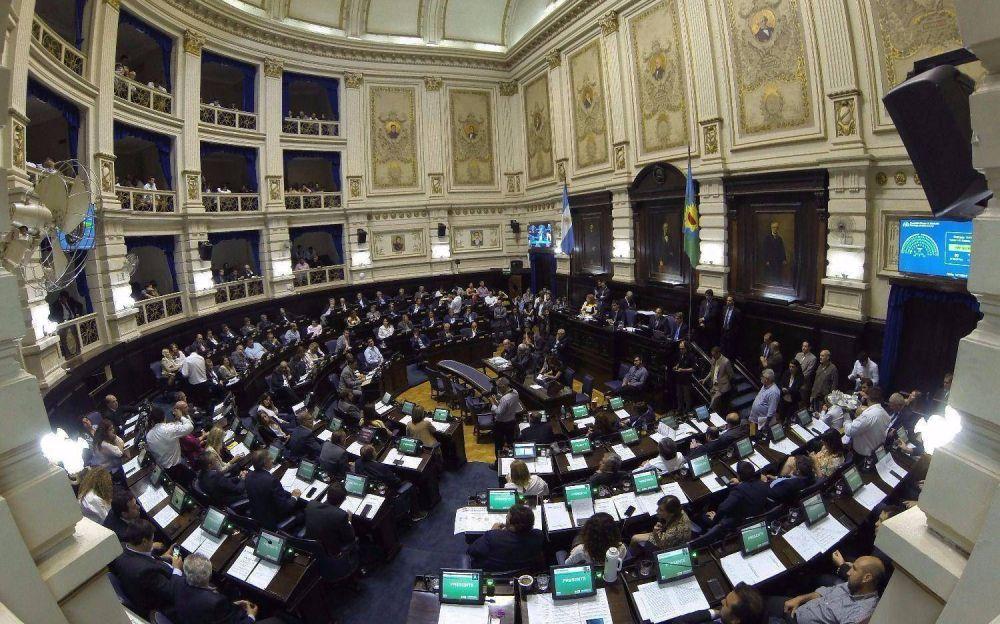 Con el PJ dividido, la Legislatura aprobó el Presupuesto Bonaerense 2018