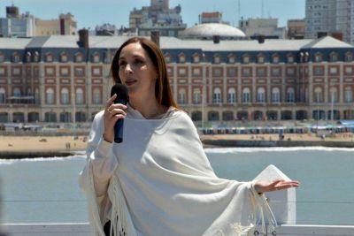 Mar del Plata, la mimada del gobierno provincial