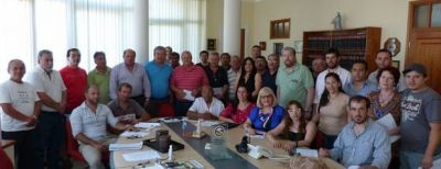 La CGT Regional San Nicolás-Ramallo constituyó un triunvirato transitorio